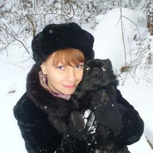 Татьяна Анохина
